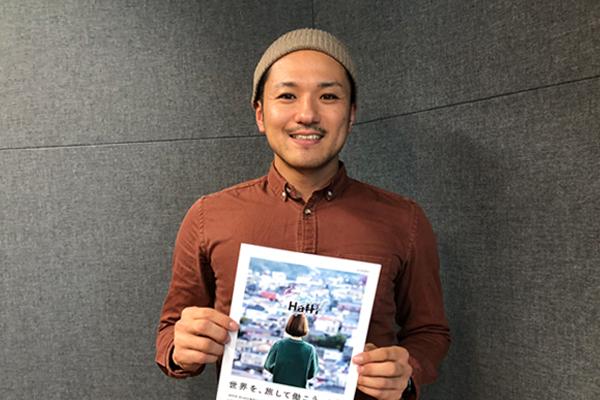 株式会社KabuK Style 大瀬良 亮さん